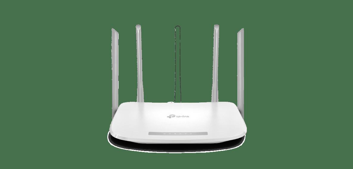 Маршрутизатор Wi-Fi TP-Link Archer EC220_G5 ERT